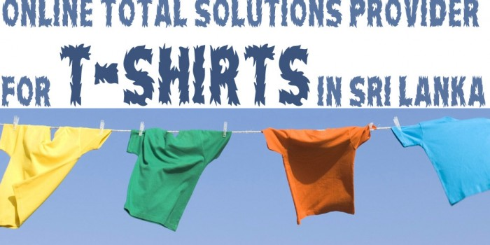 Online t-shirt printing solutions