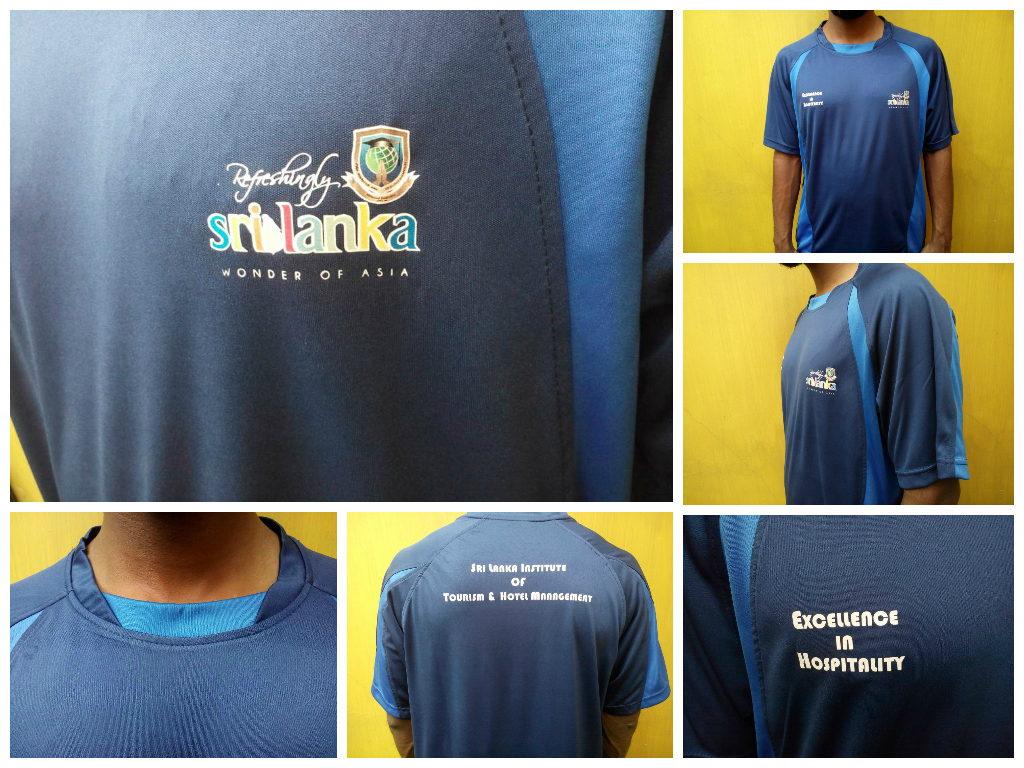Sports Fabric T shirt