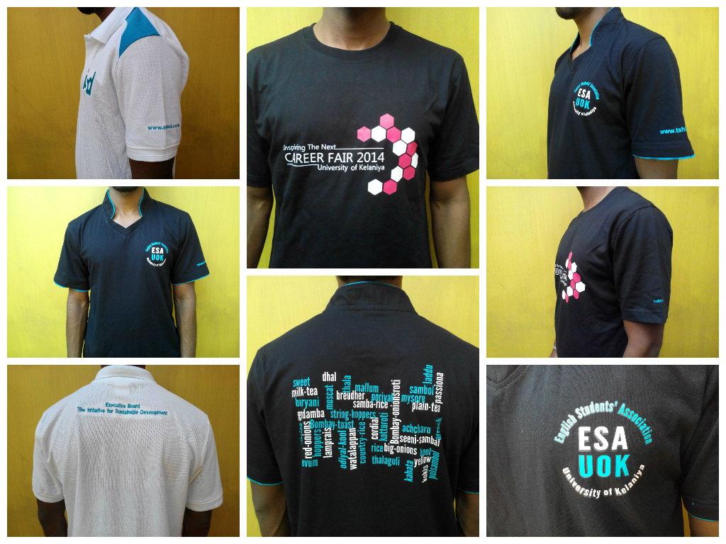Jersey T shirts Sri Lanka