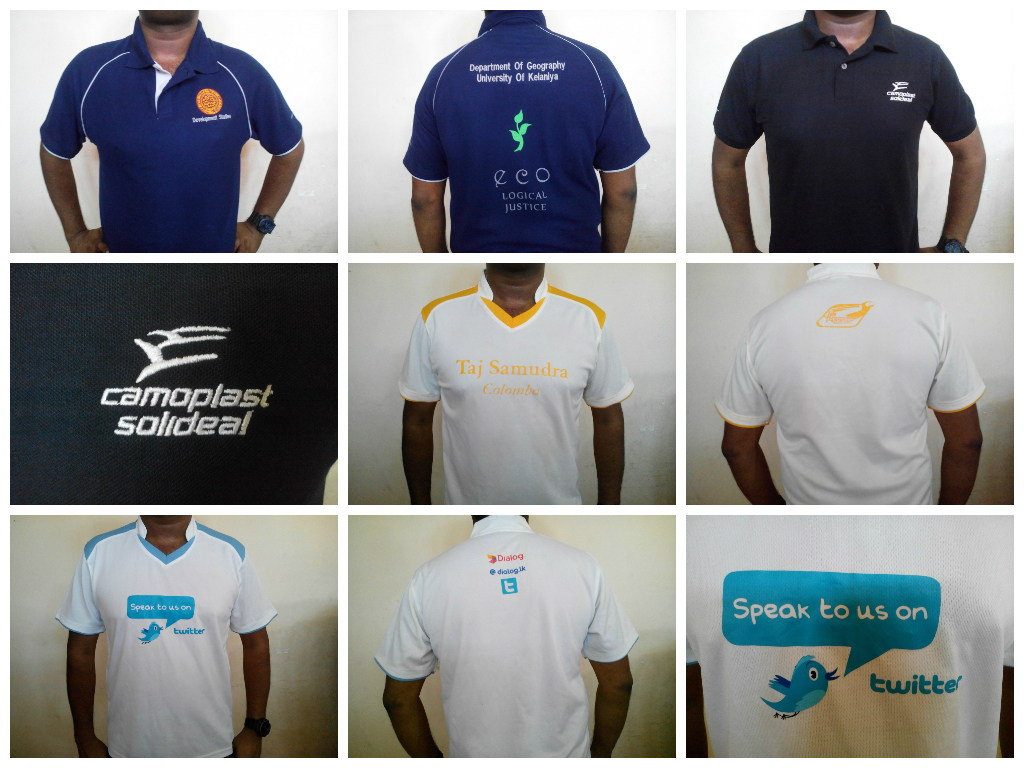 Lankan T shirt Printing