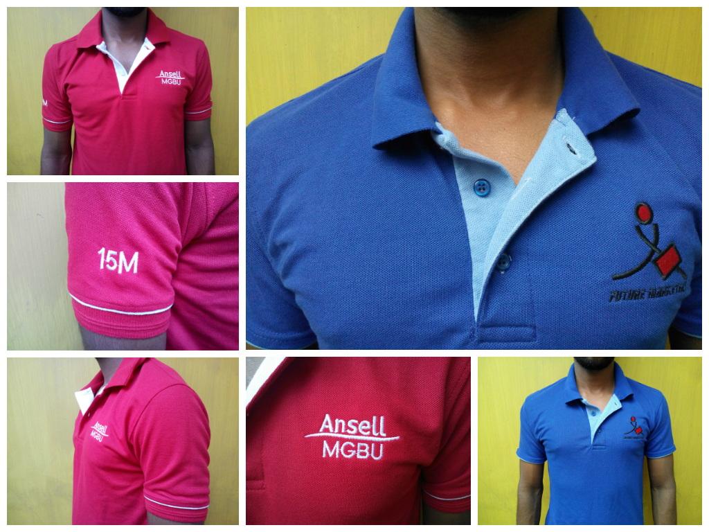 Custom Polo T shirts
