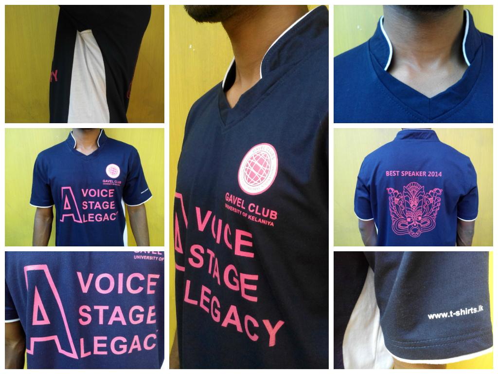 University Club T shirts